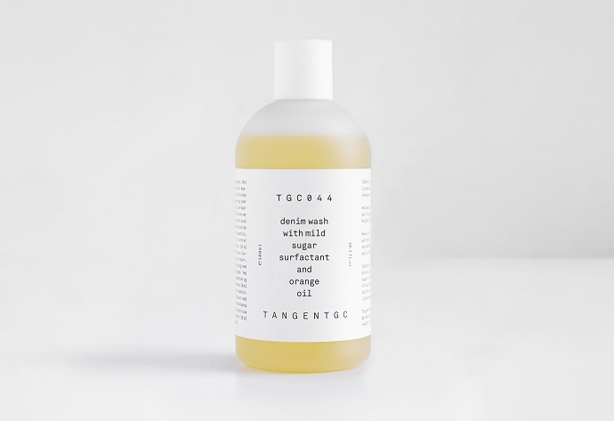 tangent garment care denim wash