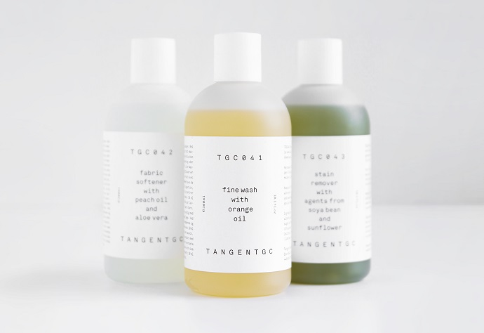 tangent garment care wash