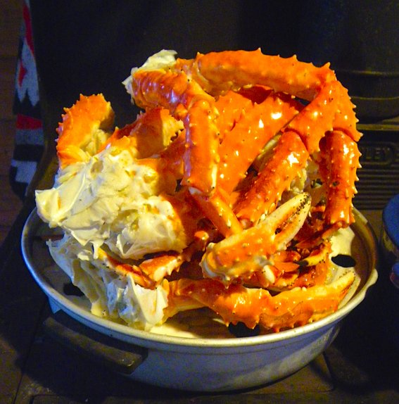 king-crab-legs-chanterelles-alaska