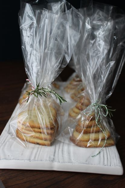 savory rosemary-butter-cookie-wrapped