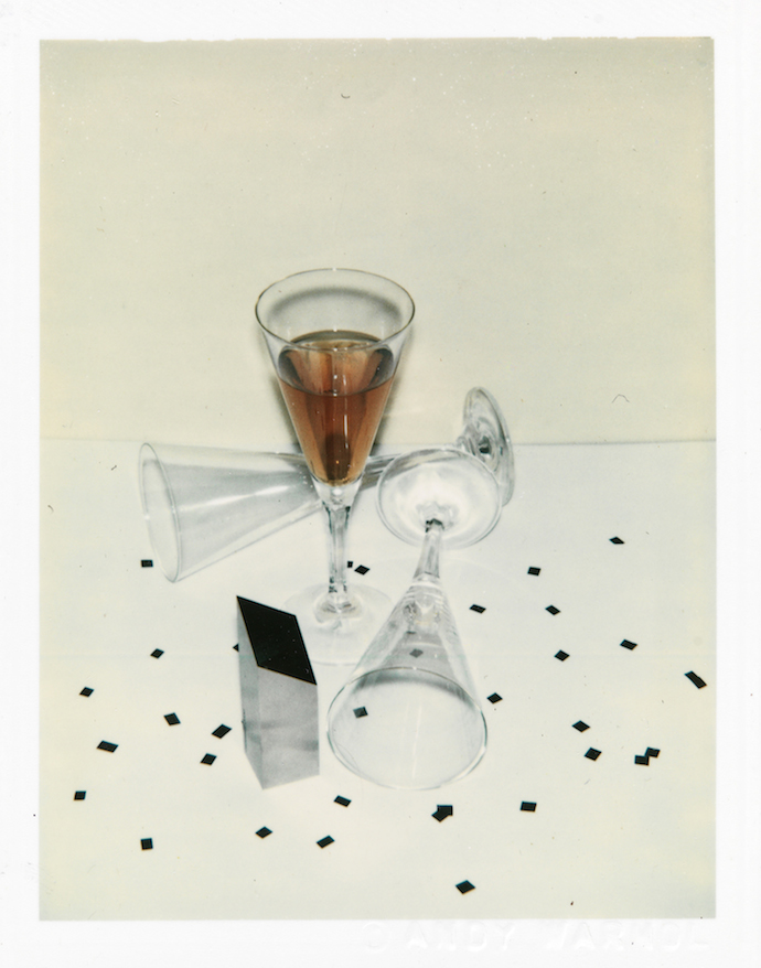 """Committee 2000 Champagne Glasses,"" from 1982, feels prophetic of Instagram."