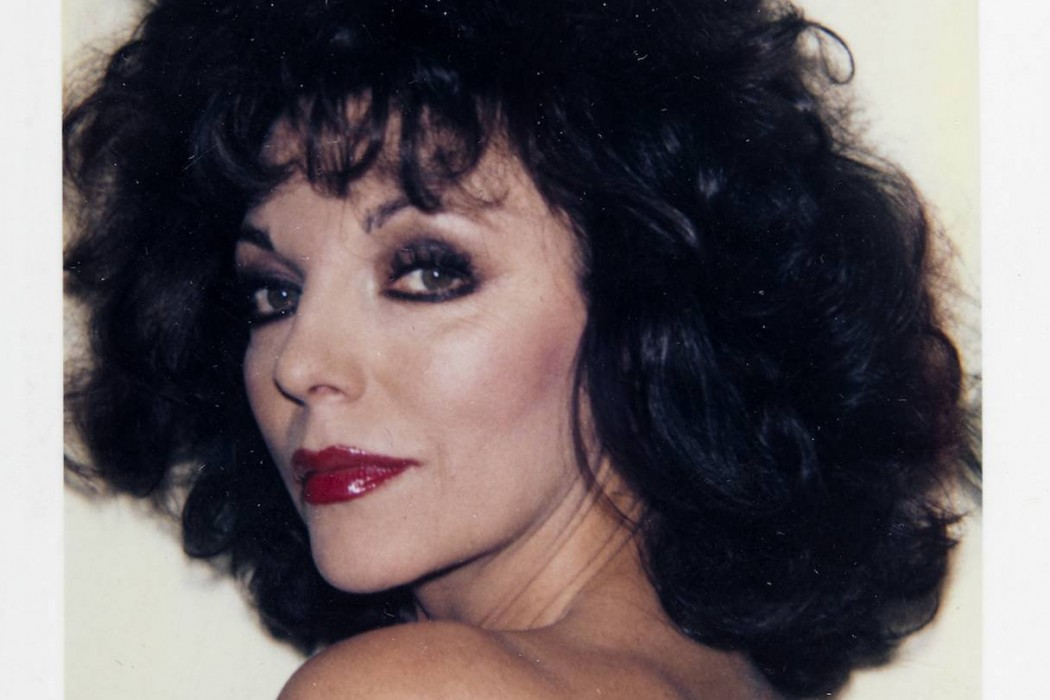 RISD_Museum-Andy_Warhols_Photographs-Joan_Collins-1985
