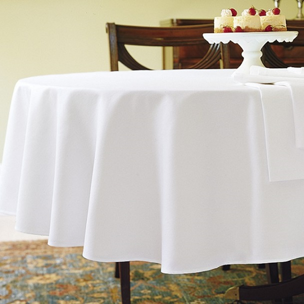 ws hotel tablecloth