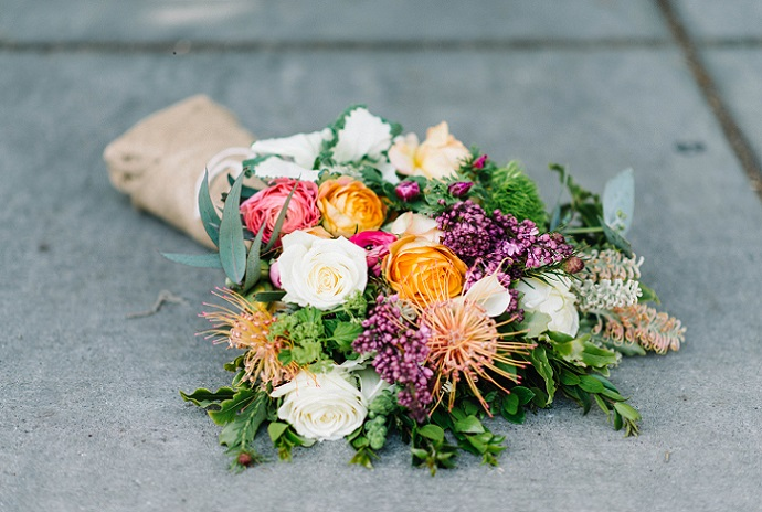 A Field-to-Vase Approach to Bouquets | Puddingstone Post