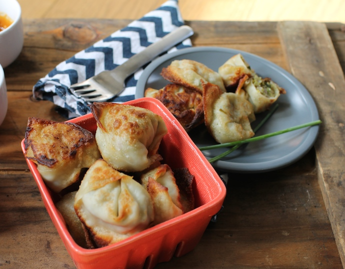 Next-day Wontons Transform Leftovers into a Treat   Puddingstone Post