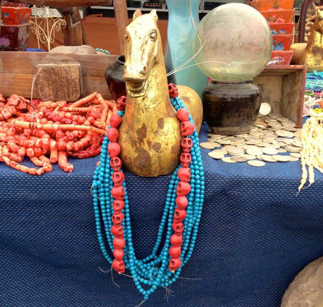 brimfield-antiques-fair-coral-turquoise-beads