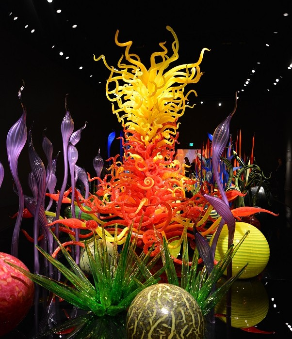 Chihuly Glass Garden