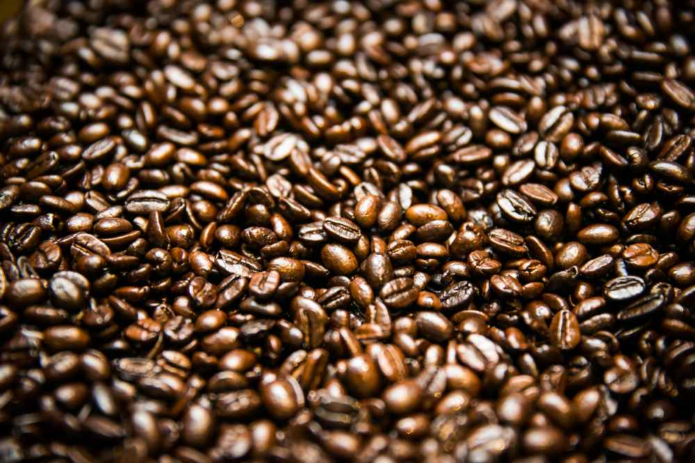 java skincare roasted coffee beans