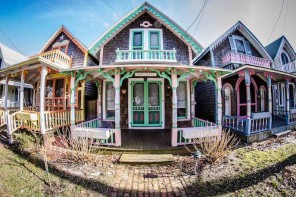 Daytrip: Oak Bluffs, Martha's Vineyard