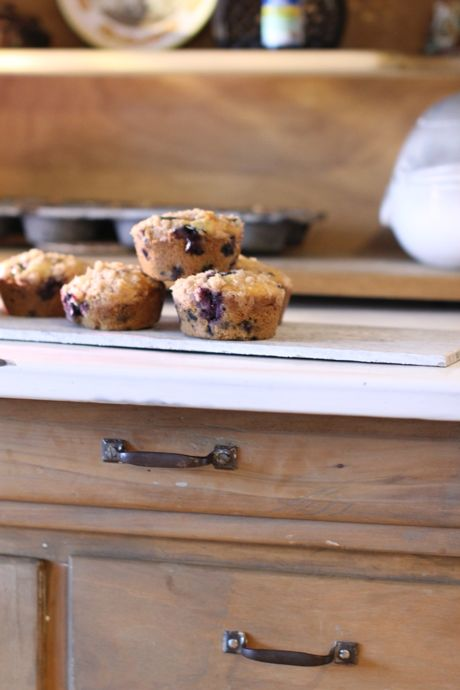 blueberries, blueberry cake muffins, Newport RI