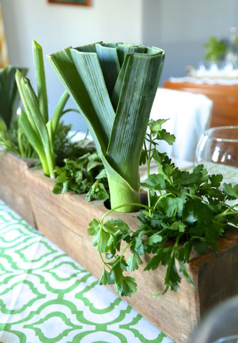 Easter Herb Table - 05