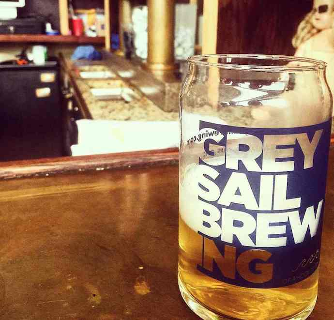 Grey Sail at Brick Alley Pub
