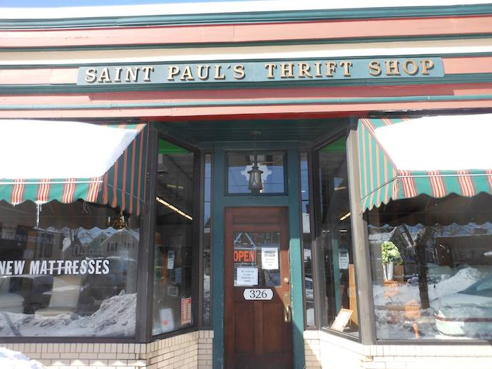 st. Paul's Thrift Store