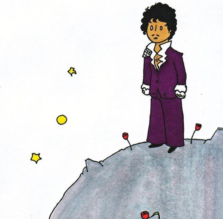 Prince dies - the Little Prince