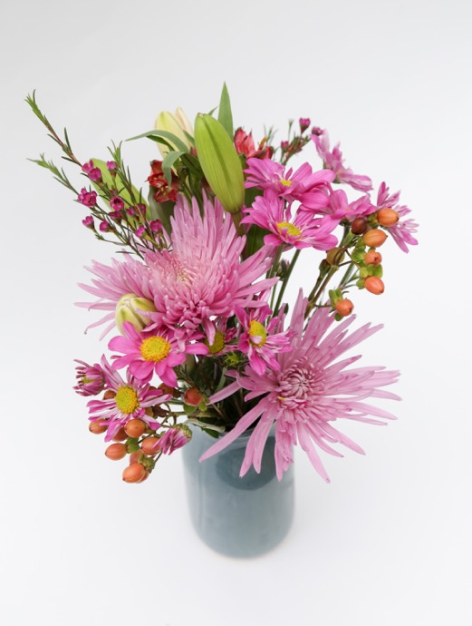 Deconstructing Grocery Store Flowers - 1 of 2