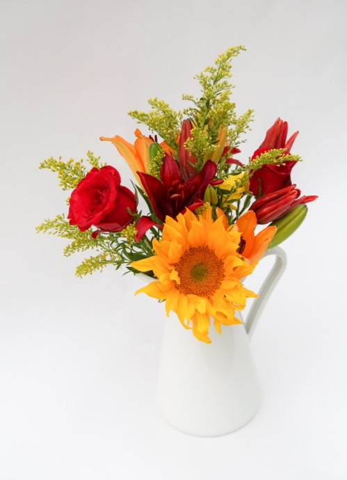 Deconstructing Grocery Store Flowers - 2 of 2