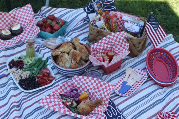 Fourth of July picnic recipes
