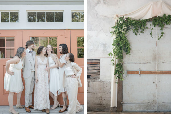 Newport RI DIY Wedding