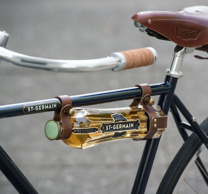St Germain bike