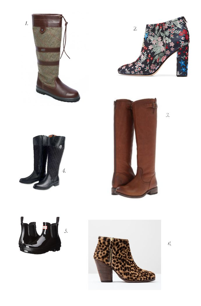 Best Boots for Fall