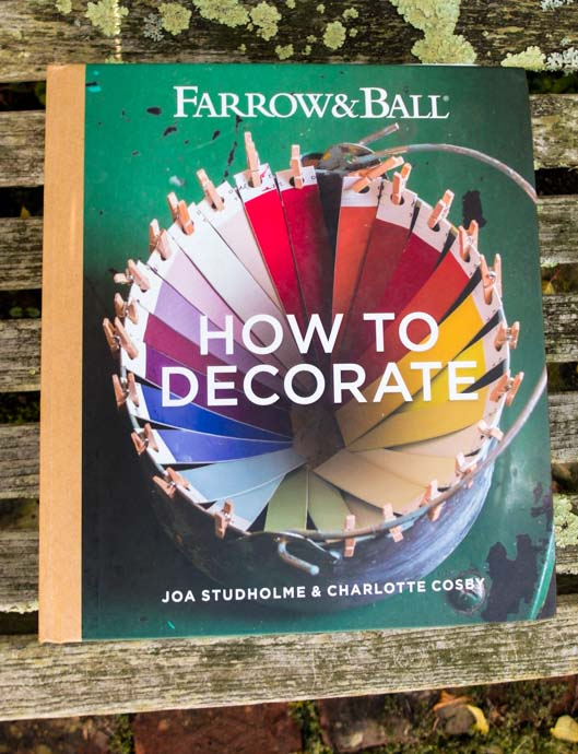"""How to Decorate"" Farrow & Ball book design inspiration"