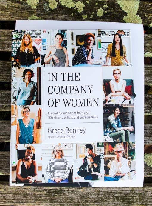 "grace bonney ""in the company of women"" design book"