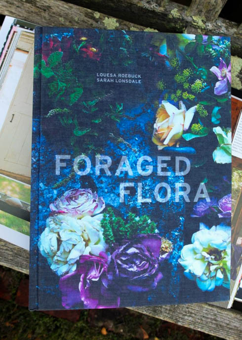 foraged flora book cover