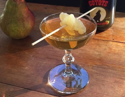 pear apple spritz