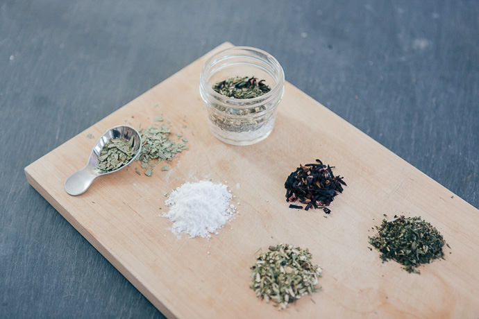 herbs diy-all-natural-beauty-gifts