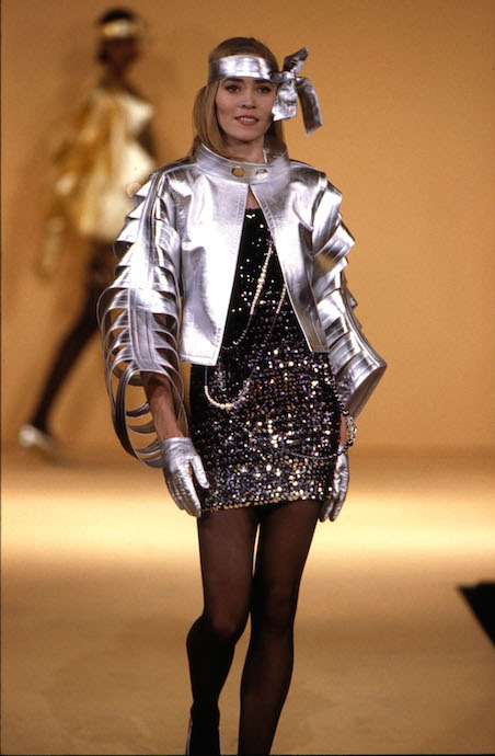 pierre-cardin-silver-leather-sequins