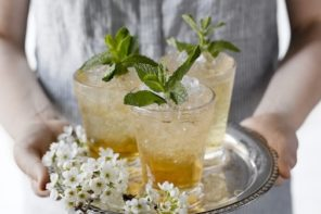 This Kentucky Derby Mint Julep Is Ready for a Crowd